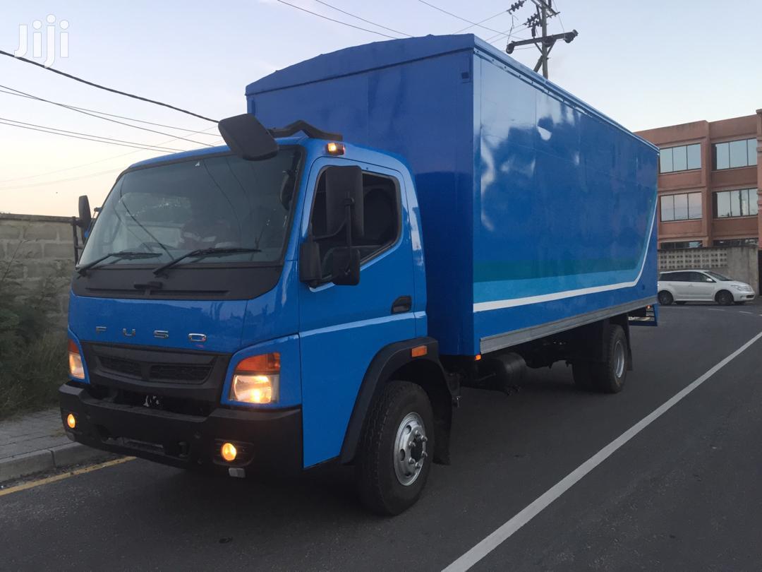 Fuso Trucks Box Body Unregistered | Trucks & Trailers for sale in Kinondoni, Dar es Salaam, Tanzania