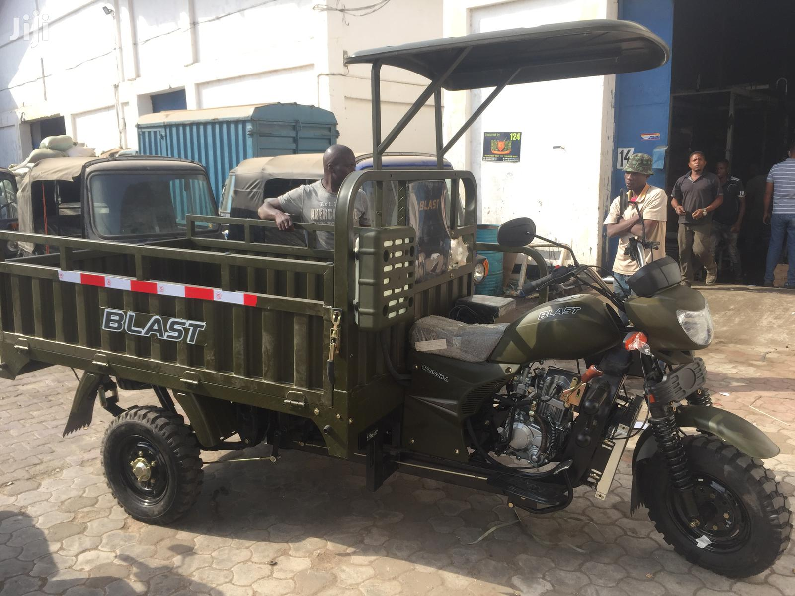 Archive: New Tricycle 2019 Green