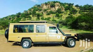 Toyota Land Cruiser 2002 Beige