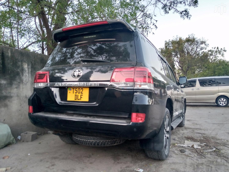Toyota Land Cruiser 2008 100 4.2 Black | Cars for sale in Ilala, Dar es Salaam, Tanzania