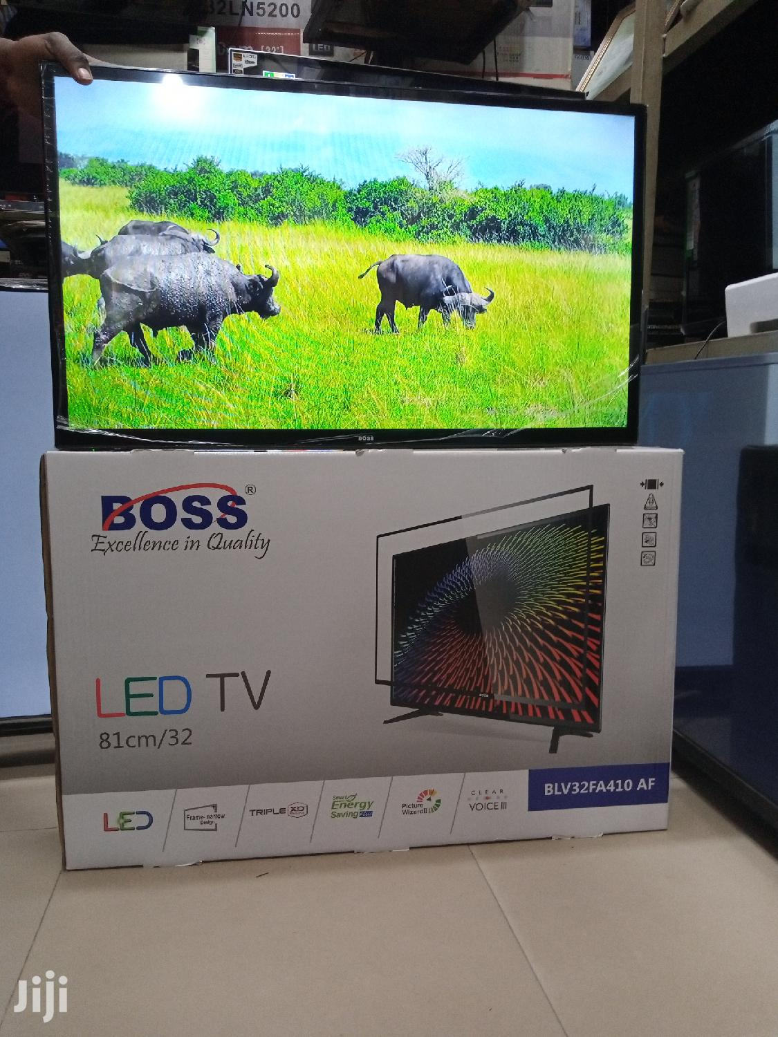 Boss LED TV Inch 32 | TV & DVD Equipment for sale in Ilala, Dar es Salaam, Tanzania