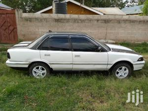 Toyota Corolla Sedan 1990 White