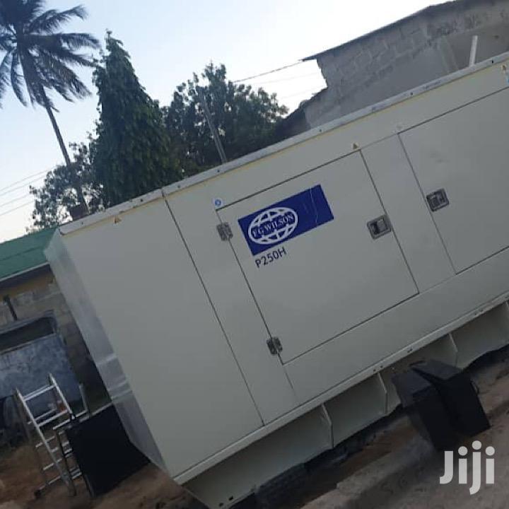 Archive: Generator KVA250