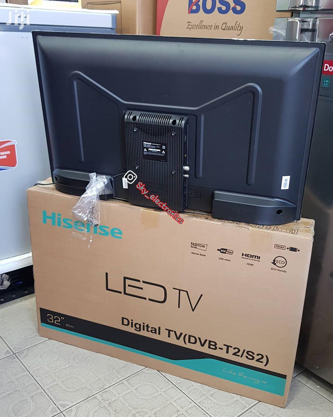 Hisense LED TV Inch 32 | TV & DVD Equipment for sale in Kinondoni, Dar es Salaam, Tanzania