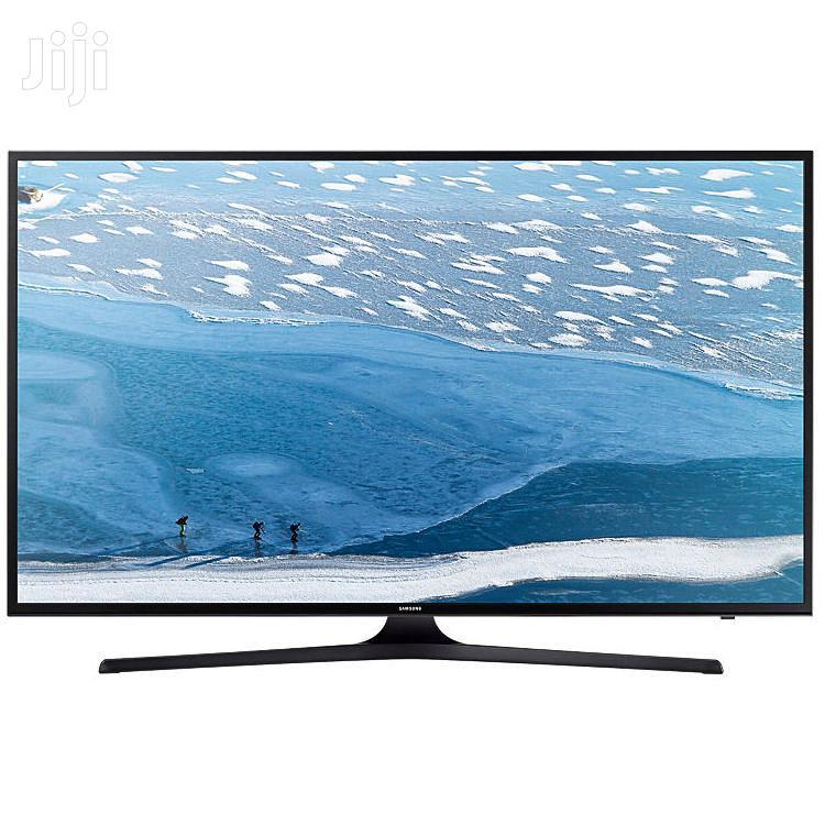 "Samsung 60"" Smart 4K UHD TV"