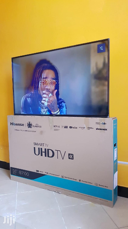 Hisense Smart TV 4K Inch 55