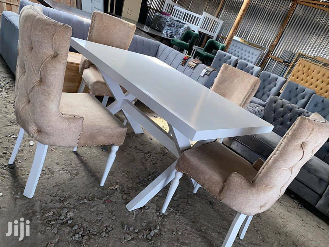 Dinning Table (Four Chairs)