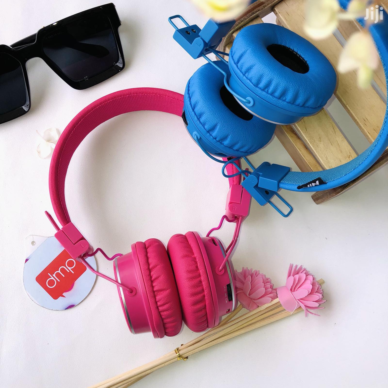 NIA HEADPHONES Wireless Bluetooth | Headphones for sale in Kinondoni, Dar es Salaam, Tanzania