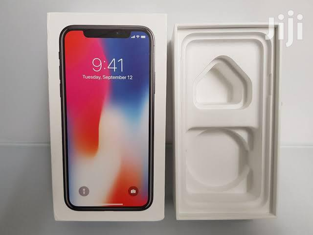 Archive: New Apple iPhone X 256 GB