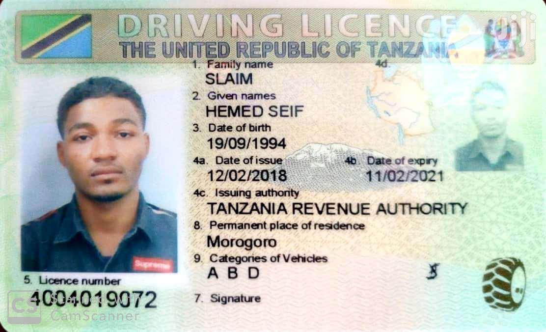 Driver Hemed