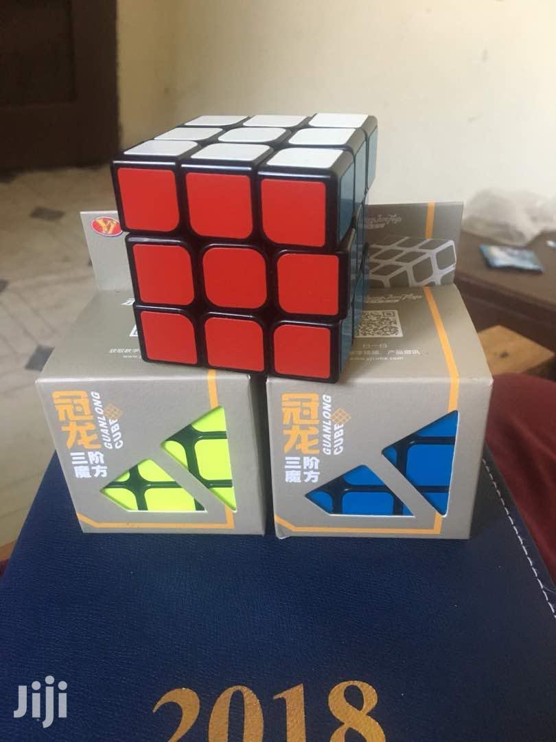 Rubik'S Cube Puzzle Cube 3x3x3 | Books & Games for sale in Kinondoni, Dar es Salaam, Tanzania