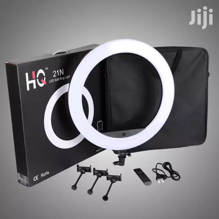 Ring Light HQ-21N 21 Inch 52.5cm With Stand