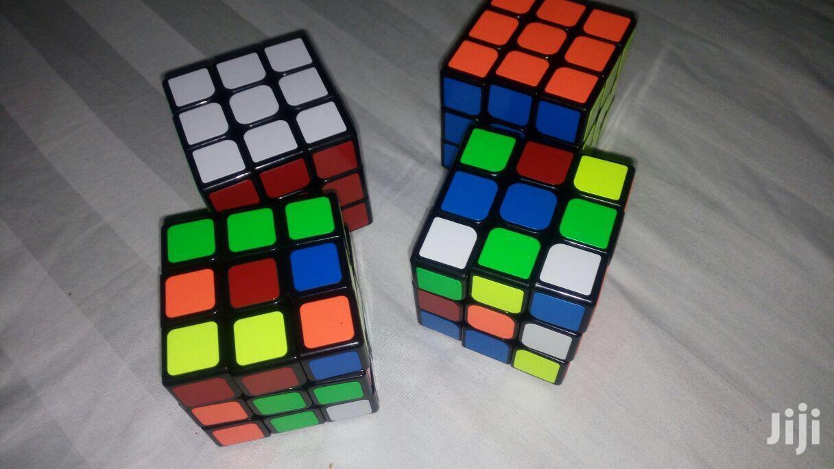 Rubik'S Cube Puzzle Cube 3x3x3