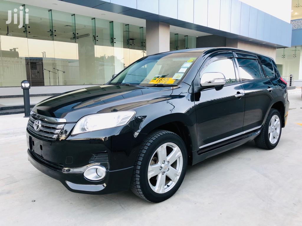 Toyota Vanguard 2008 Black | Cars for sale in Kinondoni, Dar es Salaam, Tanzania