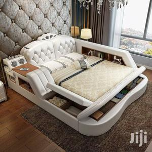 Tufted Bed | Furniture for sale in Dar es Salaam, Kinondoni