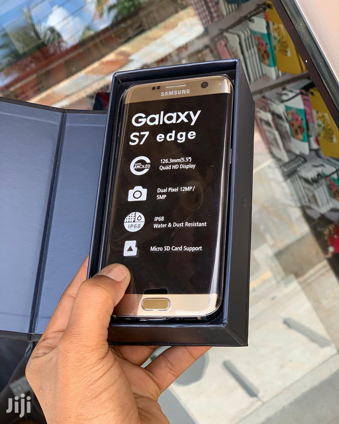 New Samsung Galaxy S7 edge 32 GB Gold