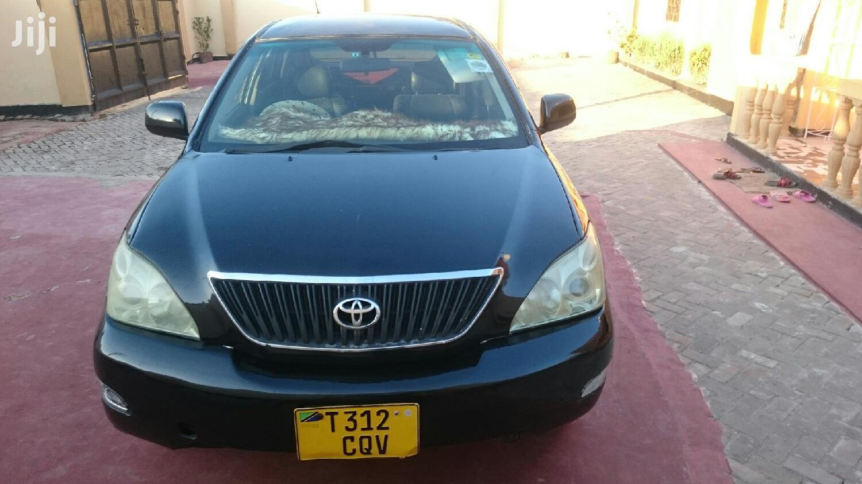 Toyota Harrier 2004 Black | Cars for sale in Kinondoni, Dar es Salaam, Tanzania
