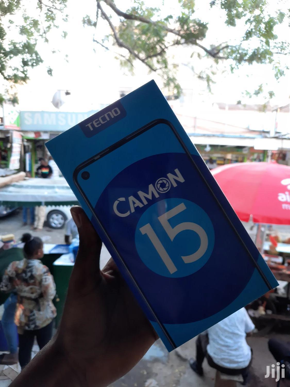 Archive: New Tecno Camon 15 64 GB