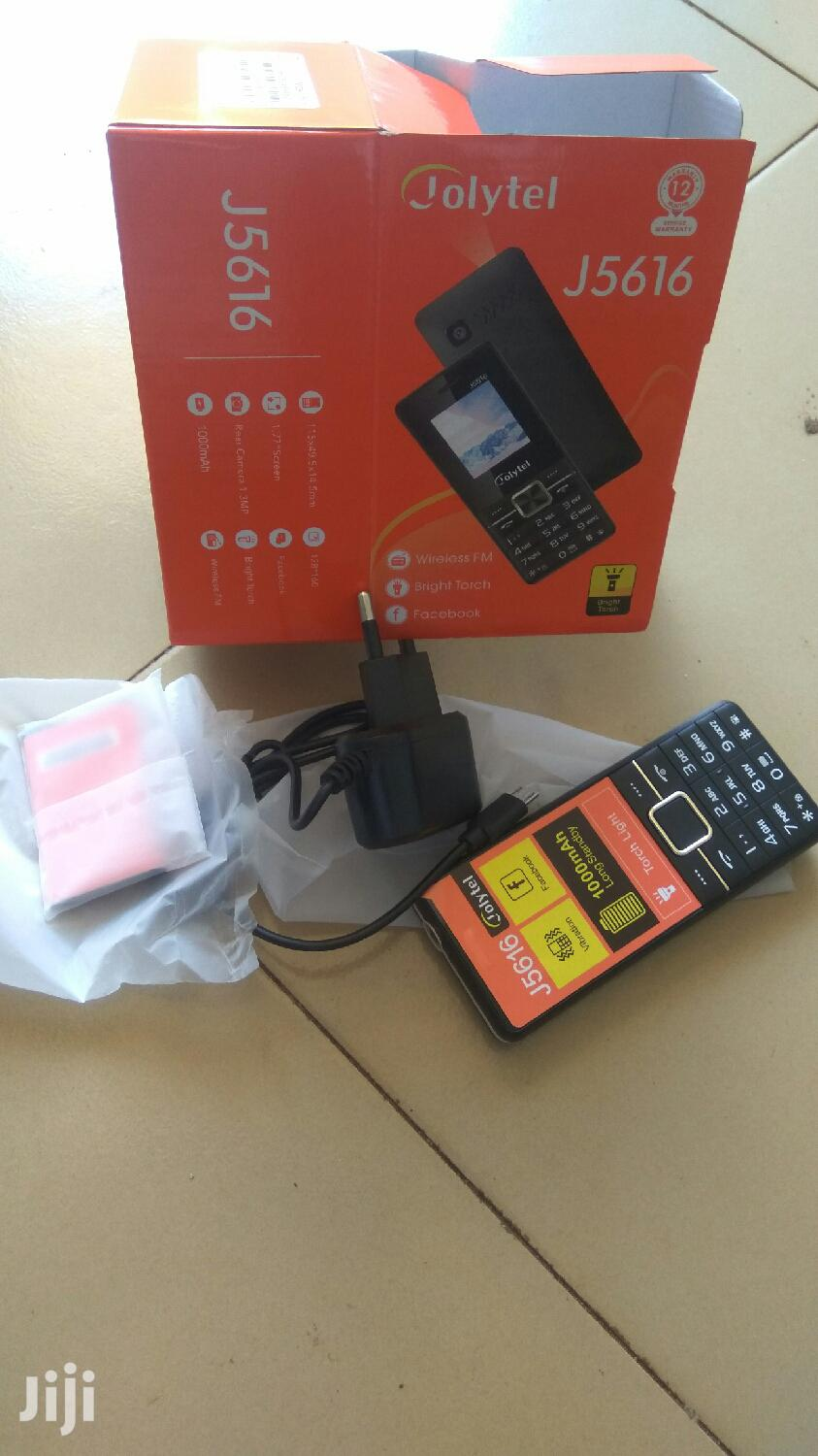 Archive: New Mobile Phone Black