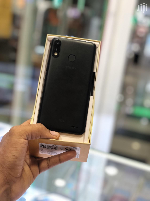 New Infinix Hot 7 16 GB Black | Mobile Phones for sale in Ilala, Dar es Salaam, Tanzania