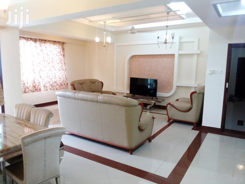 Spacious 3 Bedrooms Fully Furnished At Upanga For Rent