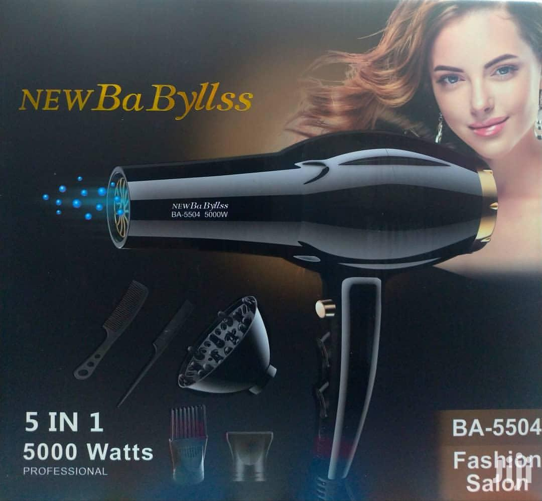 New Hair Dryer