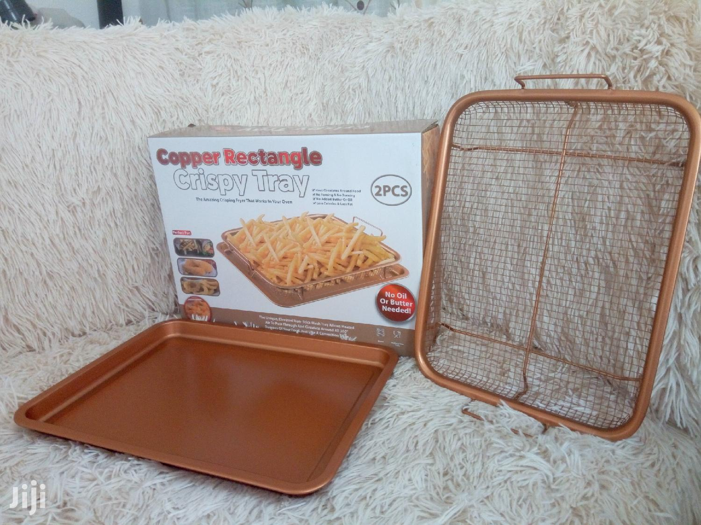 Copper Crispy Tray | Kitchen & Dining for sale in Ilala, Dar es Salaam, Tanzania