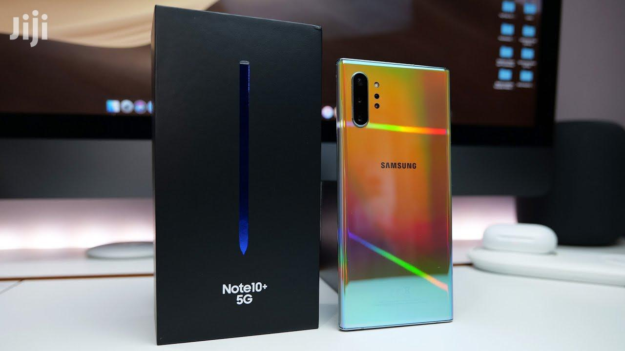 New Samsung Galaxy Note 10 Plus 5G 256 GB