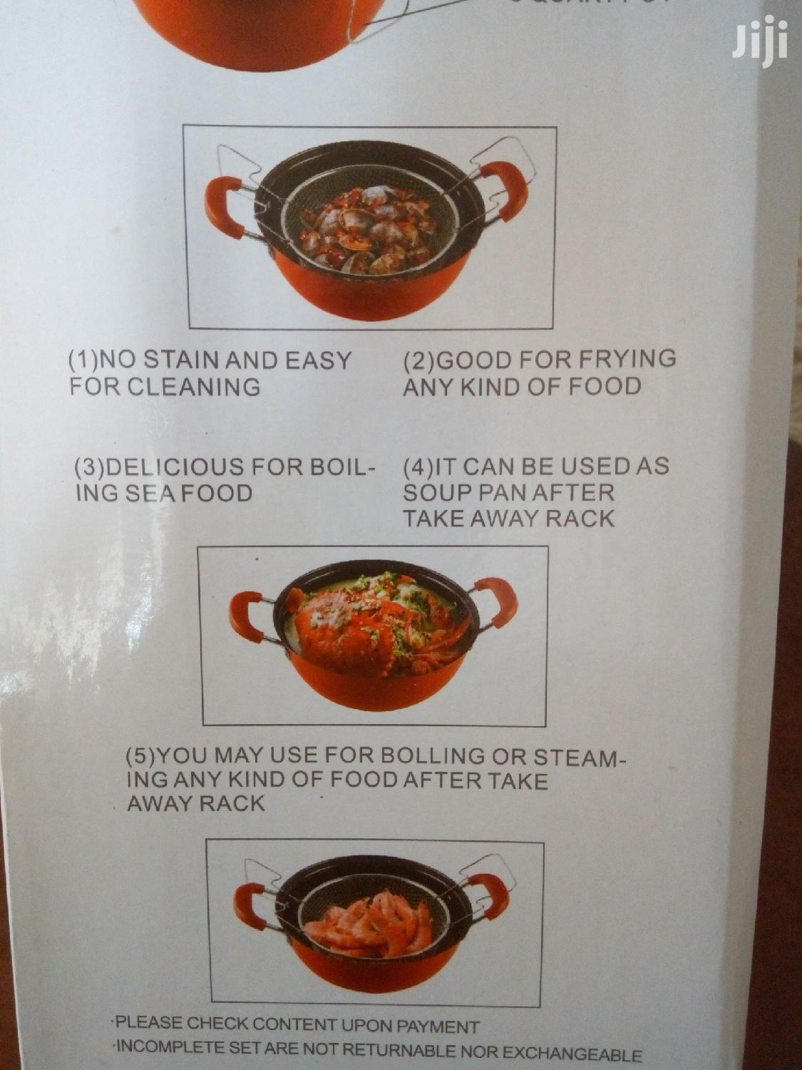 Stir/Fry Pan | Kitchen & Dining for sale in Ilala, Dar es Salaam, Tanzania