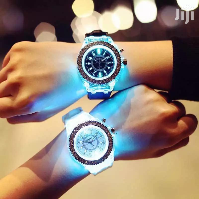 Archive: Luminous Watch