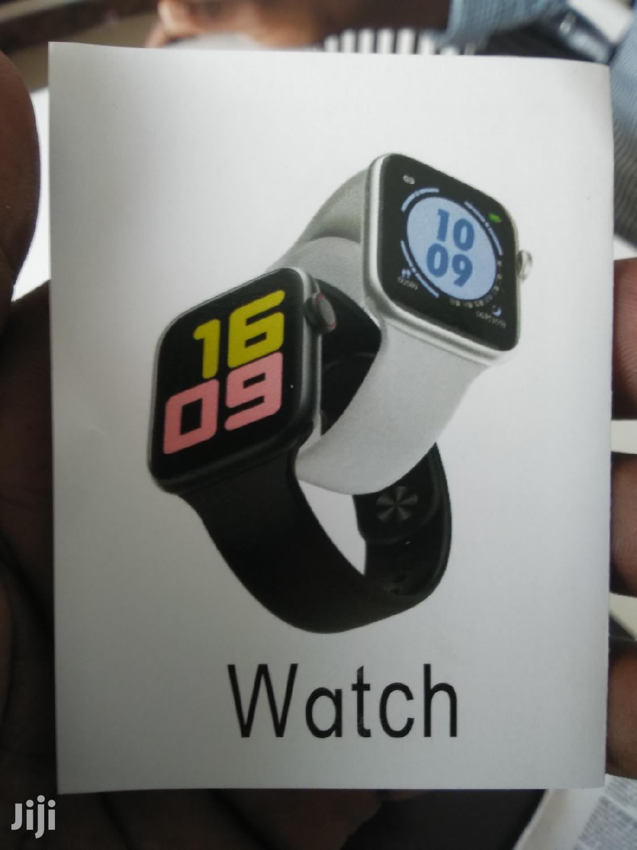 Archive: Smart Watch Mpya