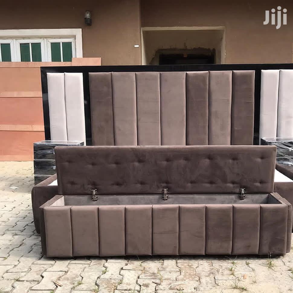 Classic Bed Design | Furniture for sale in Ilala, Dar es Salaam, Tanzania