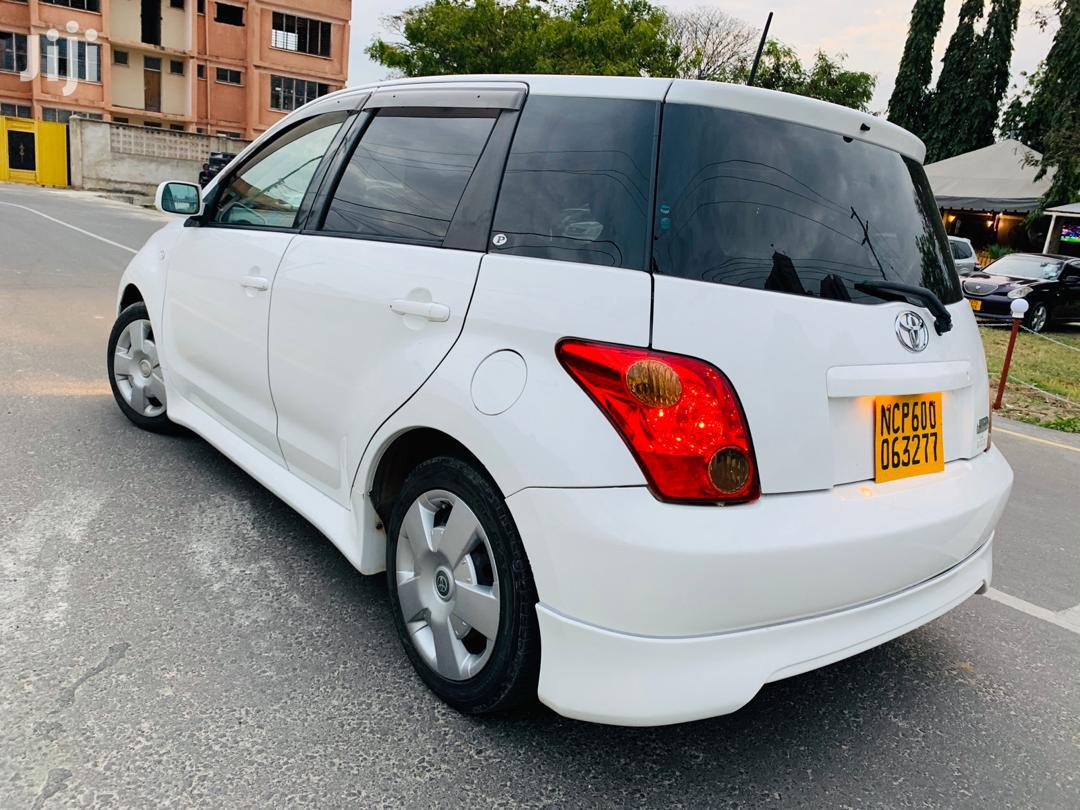 New Toyota IST 2004 White | Cars for sale in Kinondoni, Dar es Salaam, Tanzania