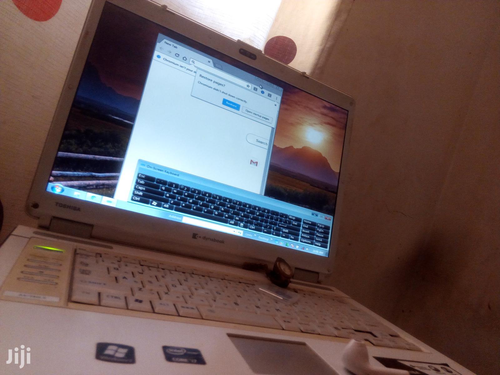 Archive: Laptop Toshiba Chromebook 2 1.5GB Intel Core i7 SSHD (Hybrid) 40GB