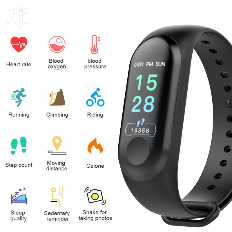 M3 Smart Bracelet | Smart Watches & Trackers for sale in Ilala, Dar es Salaam, Tanzania