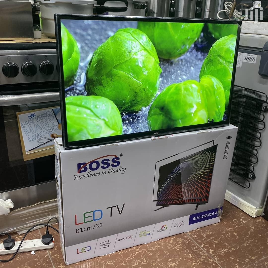 Boss LED TV Inch 32 Double Glass