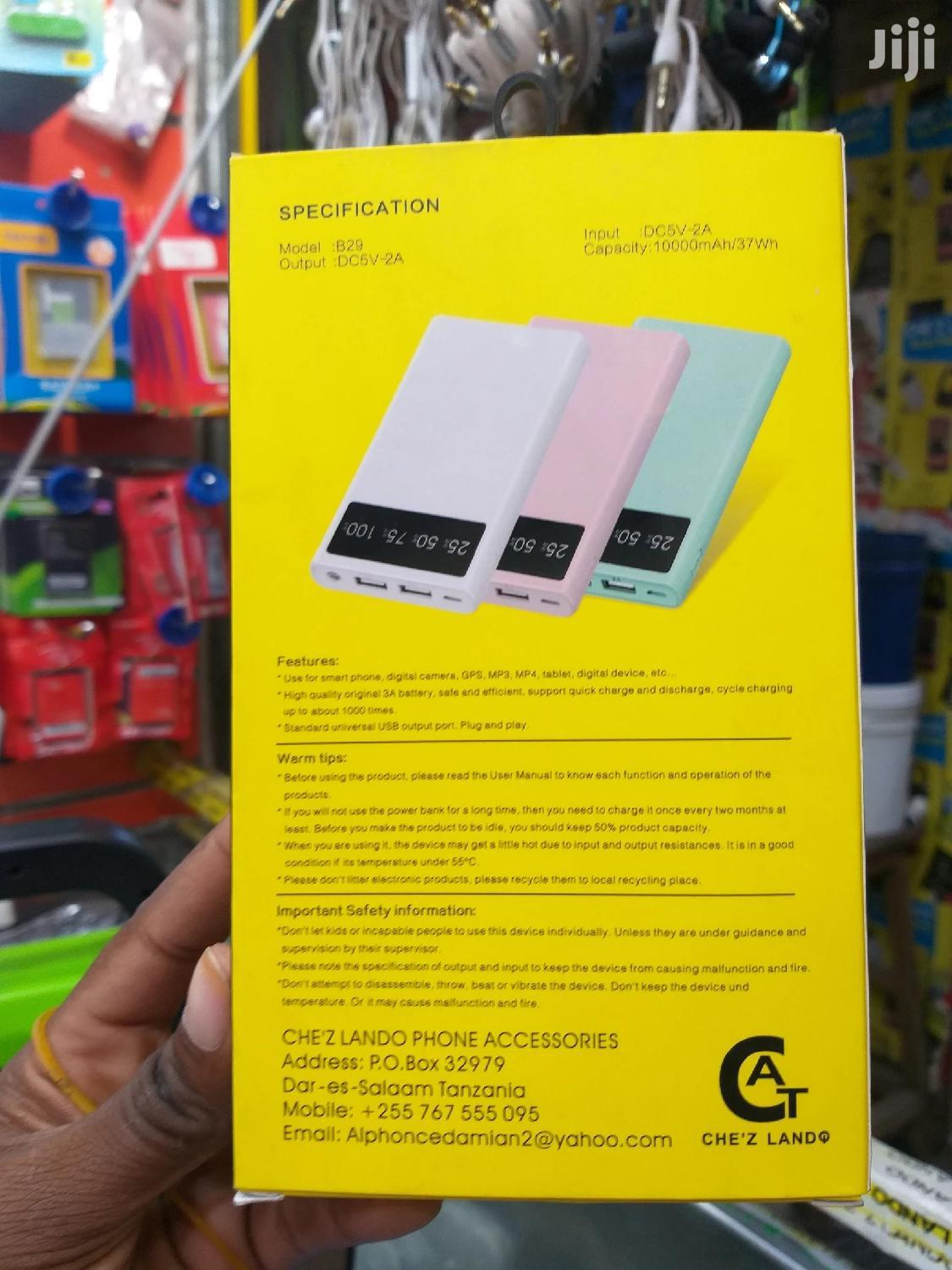 Original Fast Charging Power Bank | Accessories for Mobile Phones & Tablets for sale in Ilala, Dar es Salaam, Tanzania