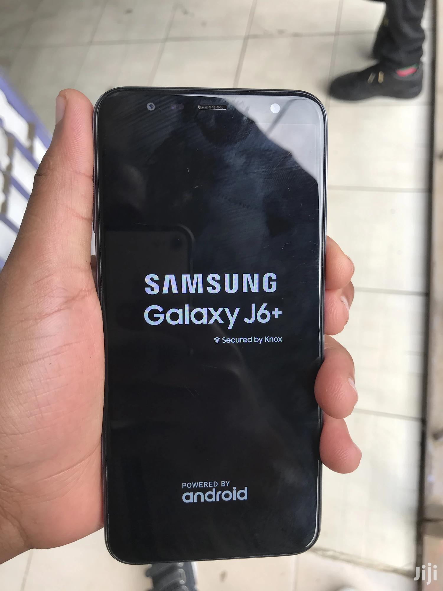 Samsung Galaxy J6 Plus 32 GB Black