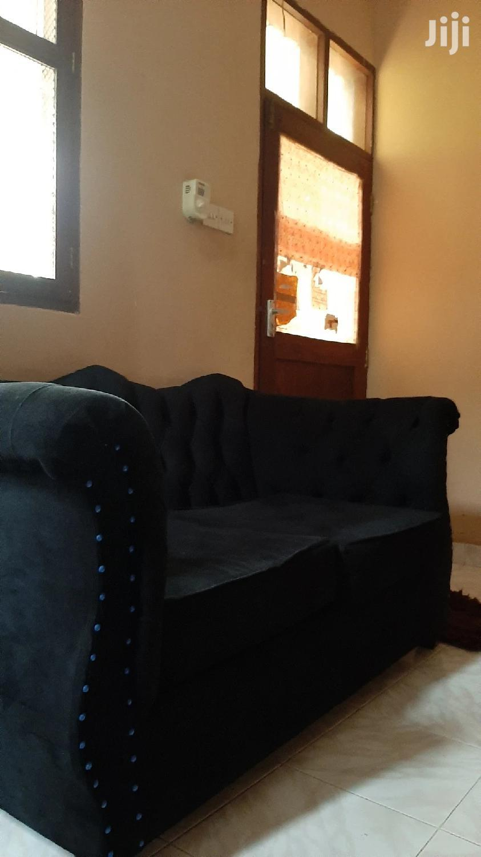 Archive: Velvet Fabric Quality Sofa Set
