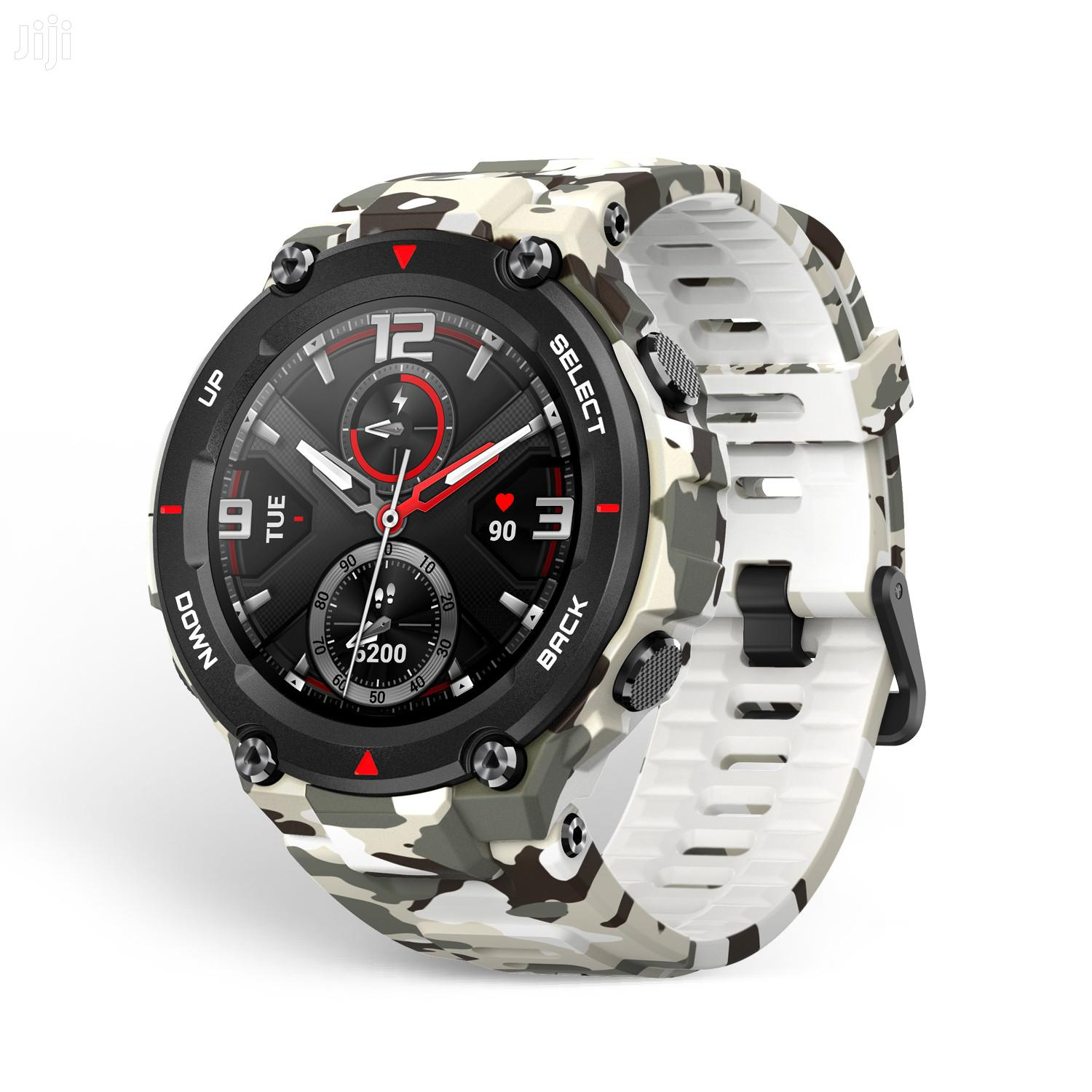 Amazfit T-rex | Smart Watches & Trackers for sale in Ilala, Dar es Salaam, Tanzania