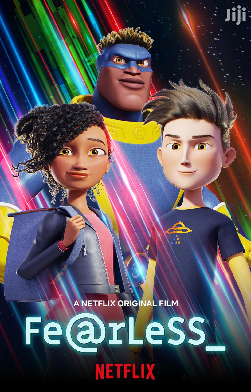 Animation Movies! Free Delivery Gor Dar Es Salaam