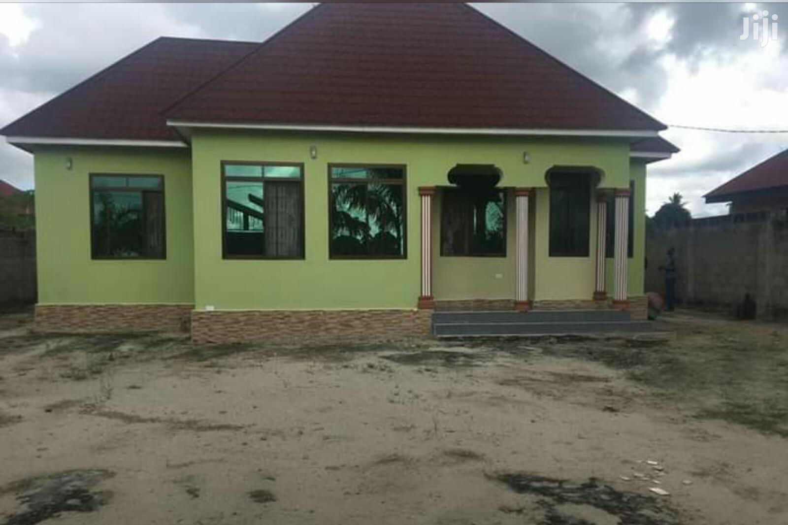 4 Bedrooms House for Sale, Kigamboni