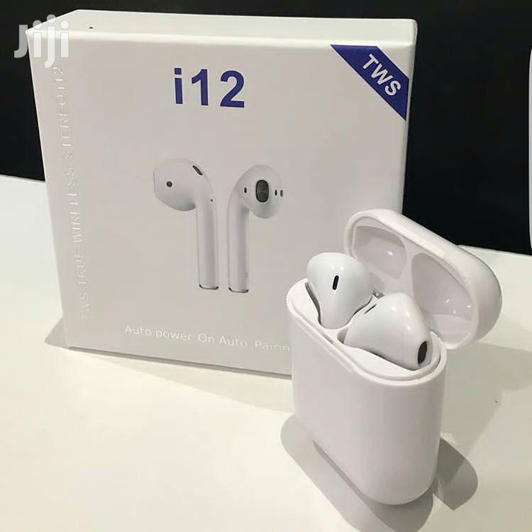 I12 Tws iPods