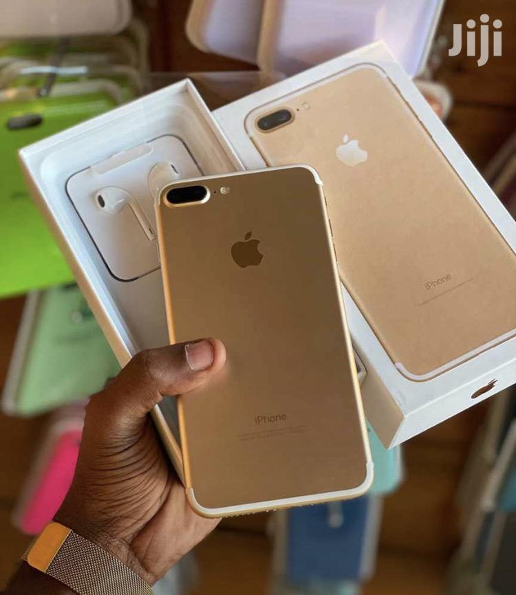 New Apple iPhone 7 Plus 128 GB Gold | Mobile Phones for sale in Ilala, Dar es Salaam, Tanzania