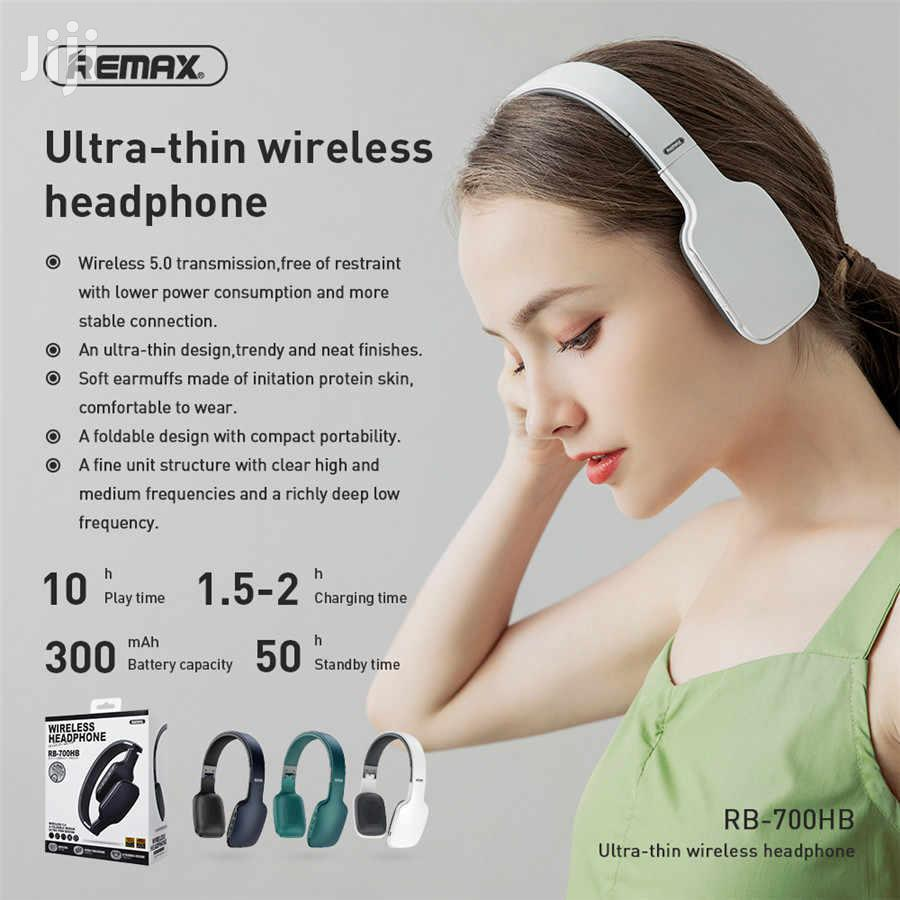 Remax Wireless Headphone RB-700HB