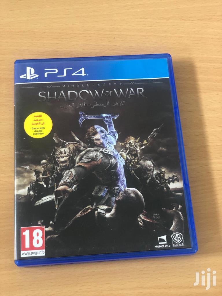Shadow F War