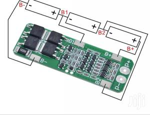 Lithium Battery Charging Protection Circuit Board | Accessories & Supplies for Electronics for sale in Dar es Salaam, Kinondoni