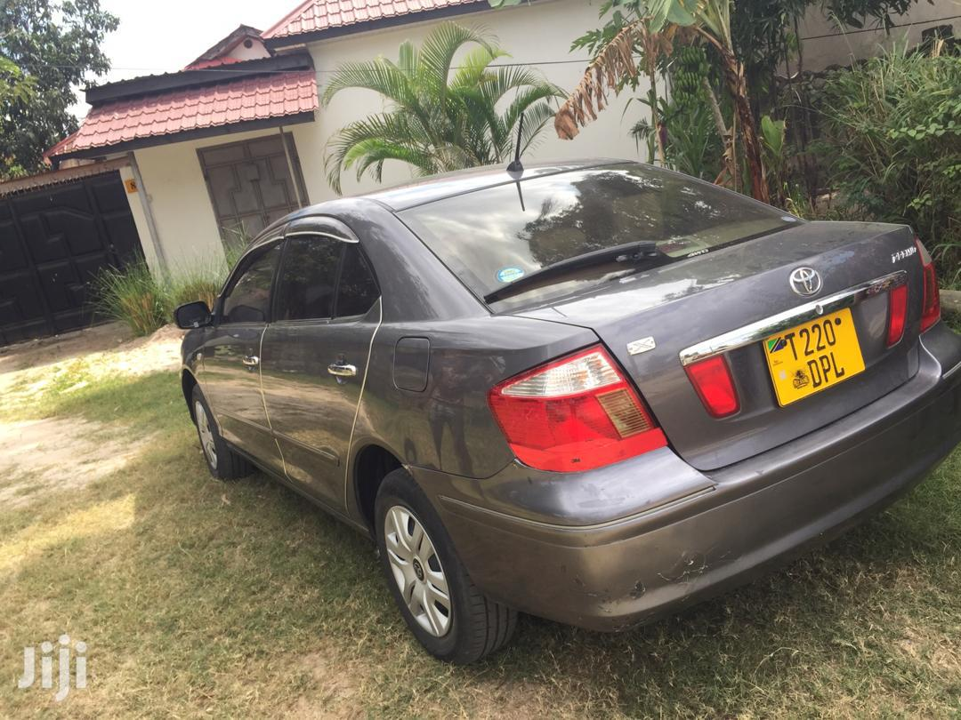 Toyota Premio 2005 Gray   Cars for sale in Kinondoni, Dar es Salaam, Tanzania