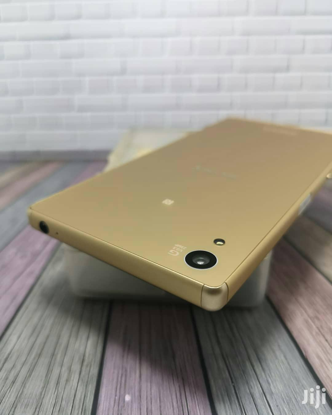 New Sony Xperia Z5 32 GB Gold | Mobile Phones for sale in Ilala, Dar es Salaam, Tanzania