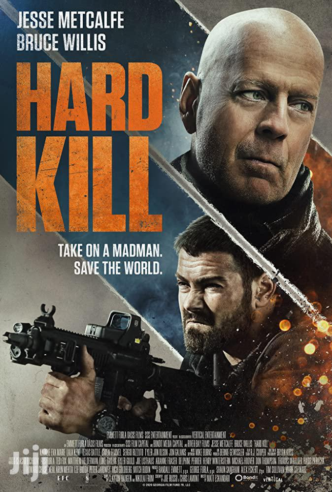 Hard Kill 2020 Movie | CDs & DVDs for sale in Kinondoni, Dar es Salaam, Tanzania